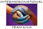Intermicronational Team Kiva Logo